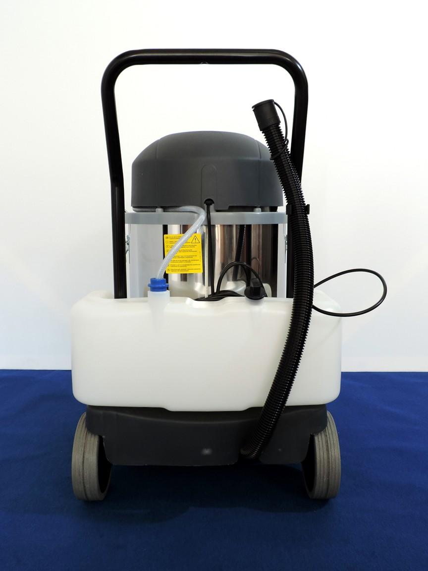 Serbatoio detergente da 11 litri, tubo di scarico laterale liquidi serbatoio