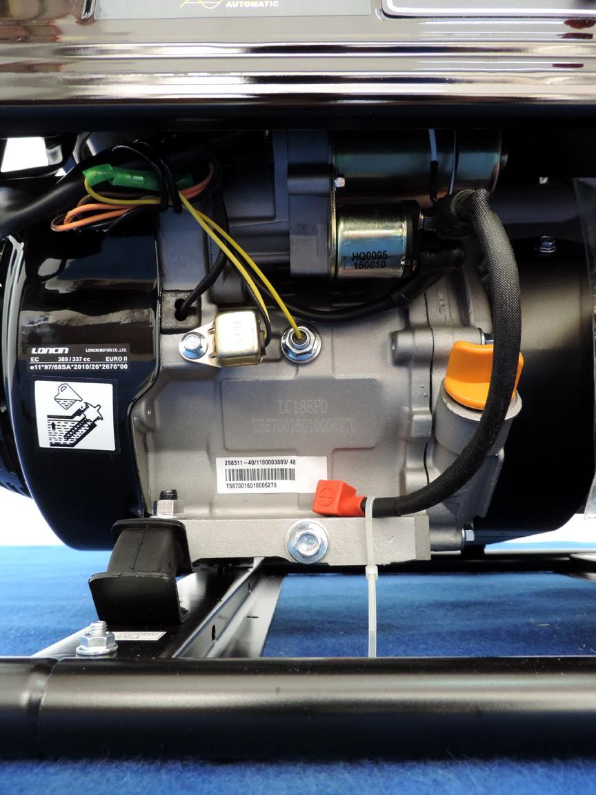 Sensore presenza olio nel motore (blocca l'accensione in caso di livello basso)