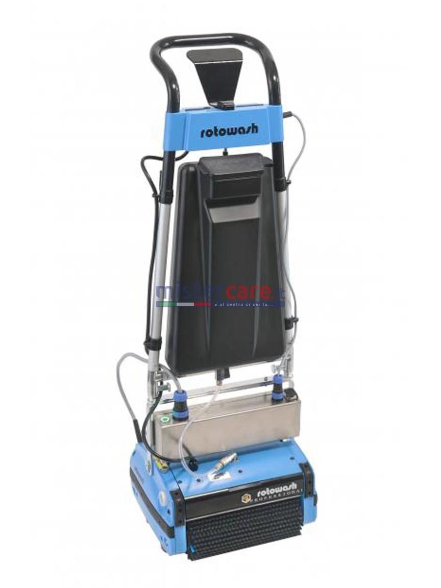 Rotowash R30B 24V - Lavasciuga pavimenti / moquette / tappeti a batteria (24V)