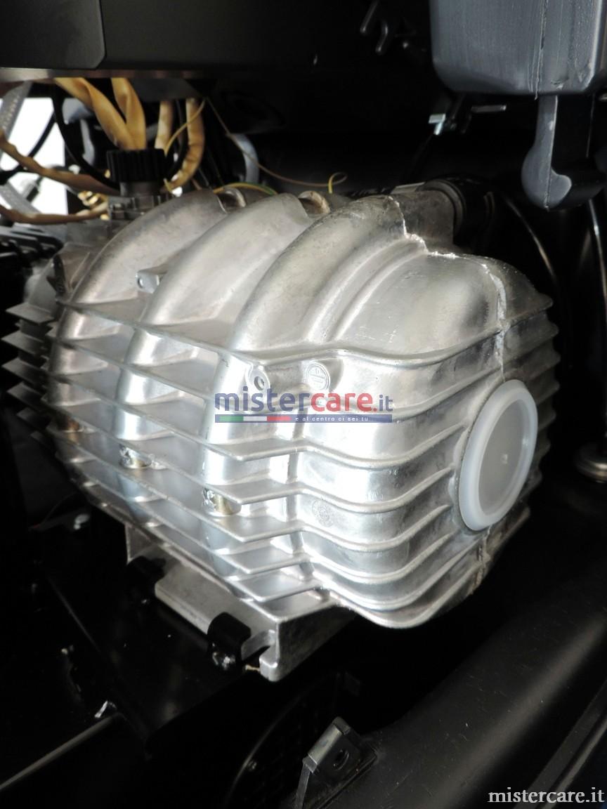 Motore elettrico trifase raffreddato ad acqua