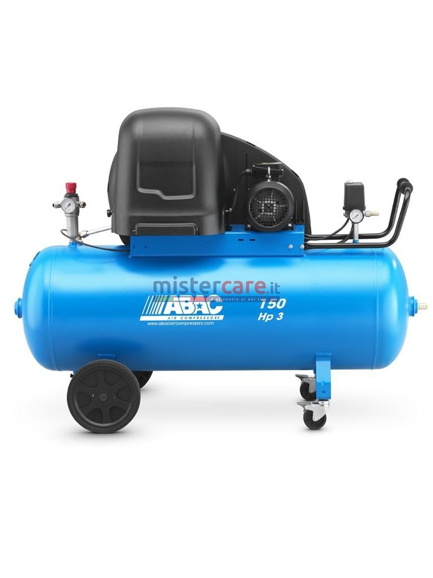 Abac Pro S A39B 150 CM3 - Compressore monostadio cinghiato (150 litri)