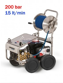 BM2 Maxima Plus 200/15 - Idropulitrice ad acqua fredda (200 Bar - 15 lt/min)