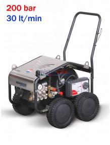 BM2 Maxima 200/30 - Idropulitrice ad acqua fredda (200 Bar - 30 lt/min)