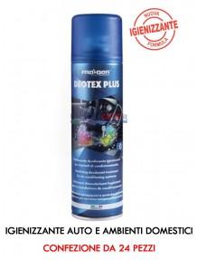 Fra-Ber Deotex Plus Aerosol - Trattamento deodorante igienizzante per impianti di condizionamento (250 ml) - Confezione da 24 pezzi