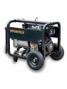 Wortex HWS 9000-E - Gruppo elettrogeno 7kW monofase diesel