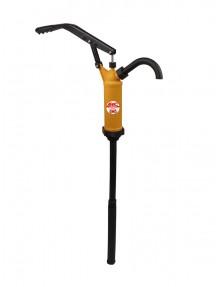 Apac - Pompa manuale da fusto per benzina, olio, gasolio, acidi e detergenti