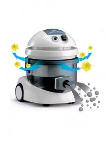 Soteco Wet - Aspirapolvere e liquidi con filtro ad acqua ANTIACARO