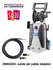 A.R. 145 Special - Idropulitrice ad acqua fredda (145 bar - 7,3 lt/min) + sonda Per Pulizia Tubazioni (16 Metri)