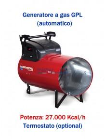 BM2 GP30A - Generatore d'aria calda a combustione diretta (automatico) - 27.000 kcal/h