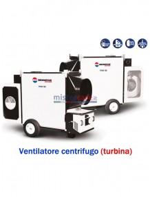 BM2 Titan - Generatore d'aria calda per grandi ambienti (GPL, metano, gasolio, biogas)