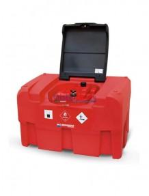 BM2 FT440 - Serbatoio trasportabile in polietilene per gasolio (440 litri)