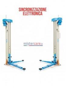 OMCN 199/Alfa - Ponte sollevatore elettromeccanico a 2 colonne (4.000 Kg)
