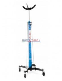 OMCN SIF2/A/73 - Sollevatore idraulico da fossa e sottoponte (600 Kg)