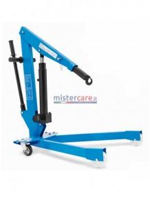 OMCN 141 - Gru idraulica per stacco e riattacco balestre (150/250 Kg)