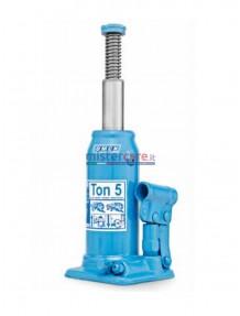 OMCN 126 - Sollevatore idraulico a bottiglia (5.000 Kg)