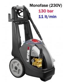 Lavor Hyper A 1311 LP - Idropulitrice ad acqua fredda professionale (130 bar - 11 lt/min)