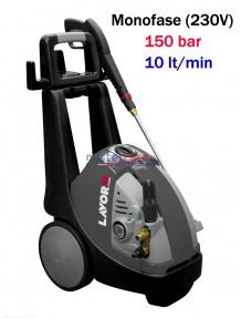 Lavor Hyper A 1510 LP - Idropulitrice ad acqua fredda professionale (150 bar - 10 lt/min)