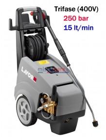 Lavor Hyper NR XL 2515 LP - Idropulitrice ad acqua fredda professionale (250 bar - 15 lt/min)