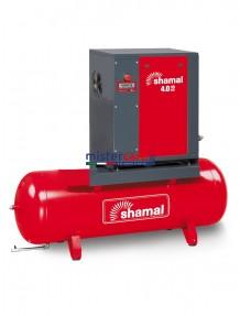 Shamal Ghibli 4.0 - 10 - 200 - Compressore a vite (su serbatoio) elettronico (4 kW - 5,5 Hp)