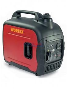 Wortex LW 2000 IP - Gruppo elettrogeno silenziato inverter monofase 230V (1,8 kW) con motore a scoppio (benzina)