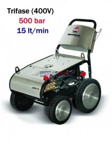 BM2 Magnum 500/15 E - Idropulitrice ad acqua fredda (500 Bar - 15 lt/min)