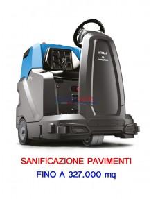 Fimap MMg Sanitizer - Macchina per la sanificazione dei pavimenti a batteria (fino a 327.000 mq)