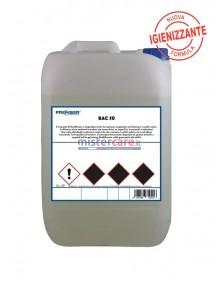 Fra-Ber Bac 50 - Detergente e additivo concentrato igenizzante e antiodore (25 Kg)