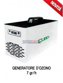 Cubo 7 - Generatore di aria sanificata / Inattivatore Virus / Degradazione odori / Abbattitore cariche batteriche (7 grammi/h)