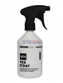 Fra-Ber SC4 Tex Coat - Protettivo idrofobico per tessuti, capote e pelle (500 ml)