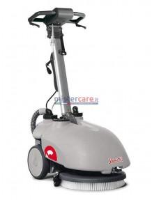 Comac Vispa 35 E - Lavasciuga pavimenti elettrica (230V) con spazzola a disco (35 cm)