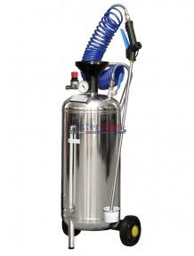 Lavor Foamjet SX50 - Schiumogeno in acciaio INOX 50 litri completo di accessori (funzionamento ad aria compressa)