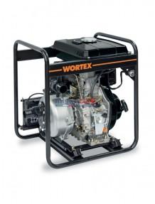 Wortex HWP50-E - Motopompa diesel autoadescante (400 lt/min)