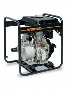 Wortex HW50 - Motopompa diesel autoadescante (700 lt/min)
