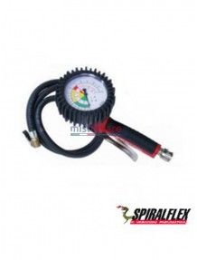 Spiralflex - Pistola gonfiaggio manometro