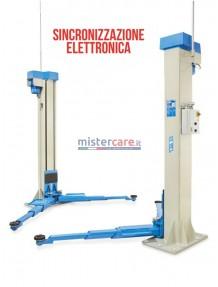 OMCN 199/R - Ponte sollevatore elettromeccanico a 2 colonne (5.500 Kg)