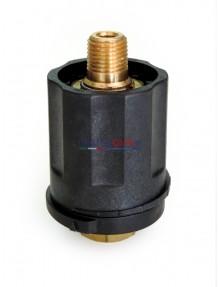 """Lavor - Attacco con regolatore di pressione (1/4"""" M - 1/4"""" F)"""