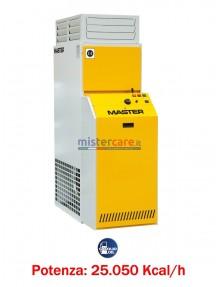 Master BF 35 - Generatore d'aria calda fisso industriale a combustione indiretta (alimentato a gasolio) - 25.050 Kcal