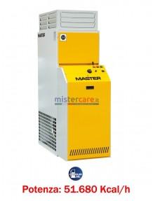 Master BF 75 - Generatore d'aria calda fisso industriale a combustione indiretta (alimentato a gasolio) - 51.680 Kcal