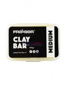 Fra-Ber Clay Bar Medium - Argilla media per decontaminazione superfici vetture