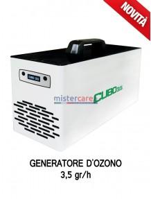 Cubo 3.5 - Generatore di aria sanificata / Inattivatore Virus / Degradazione odori / Abbattitore cariche batteriche