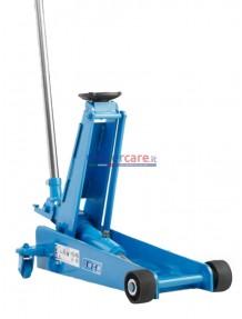OMCN 112/D - Sollevatore idraulico a carrello (1.500 Kg) - Serie Corta