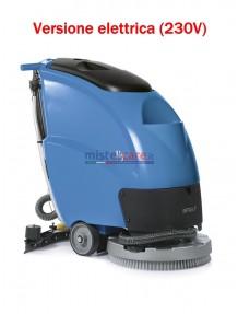 Fimap My50E - Lavasciuga pavimenti elettrica con disco (51 cm)