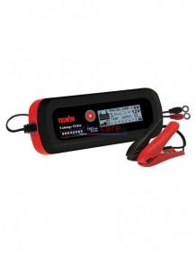 Telwin T-Charge 12 EVO - Caricabatterie, mantenitore di carica e tester elettronico multifunzione
