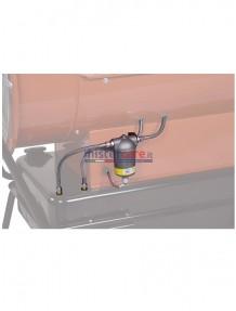 BM2 - Filtro gasolio riscaldante