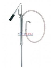 Flexbimec - Pompa manuale a doppio effetto in acciaio al carbonio