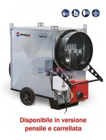 BM2 Farm - Generatore D'aria Calda (pensile) Per Grandi Ambienti (GPL, Metano, Gasolio)
