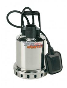 Wortex DXG 600 - Elettropompa sommersa in acciaio inox per drenaggio