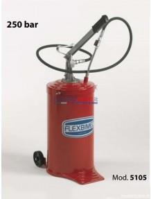 Flexbimec - Pompa per grasso a barile da 16 Kg