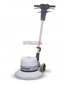 BM2 MS 17-2000 - Monospazzola monofase (230V) con pista di lavoro da 430 mm