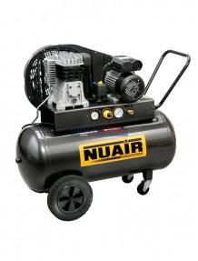Nuair B2800B / 3M / 100 TECH - Compressore bicilindrico monofase (230 V)